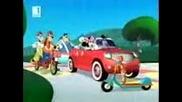 Mickey Mouse Clubhouse minnies Picnic - Приключения С Мики Маус Пикника На Мини