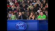 Music Idol 2 Денислав - La Camisa Negra
