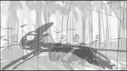 Bolt River Rescue (изрязана сцена 1)