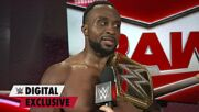 Big E plans on walking out of WWE Crown Jewel still WWE Champion: WWE Digital Exclusive, Oct. 18, 2021