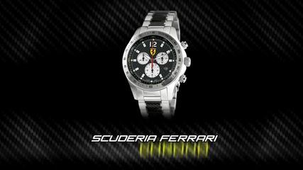 Scuderia Ferrari Official Watch