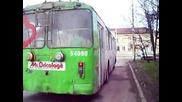 Тролейбусите На Град Русе