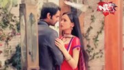 Barun Sobti and Sanaya Irani - Scene love story
