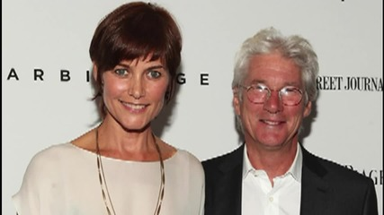 Richard Gere, 65, Dating a Woman Half his Age