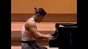 Gen Plays Samuel Barber adagio For String
