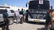 Libya: 117 migrants sent to detention centre after boat intercepted off coast