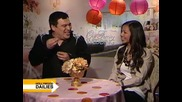 Our Family Wedding with Carlos Mencia and Anjelah Johnson