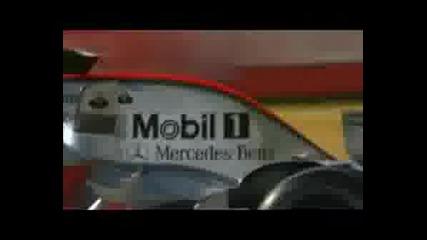 Луис Хамилтън - Mclaren Mercedes