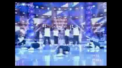 Wanted Posse - Dancing Show (bboy Junior)