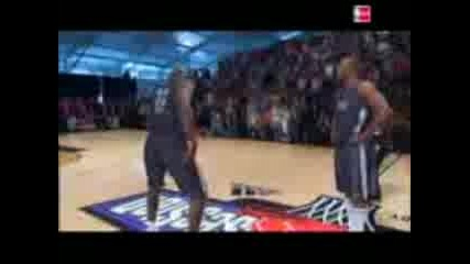 Shaq, Lebron, Dwight Howard All - Star Dance - Off