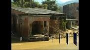 Бразилският щат Рио де Жанейро започна да се възстановява от наводненията