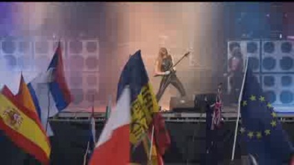 Manowar - Manowar Live2008 Magic Circle Festival