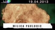 Milica Pavlovic - Reklama - (Austrija club Laby .2013)