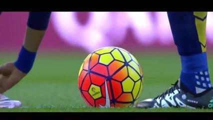 Барселона 4 - 0 Гранада 09.01.2016 Меси вкара 3 гола ! ( Всички голове )