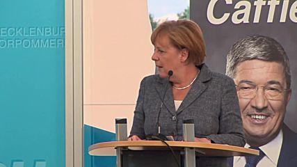 Меркел: Джамии, в които се проповядва радикален ислям, са под наблюдение
