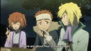 Log Horizon 2nd Season Episode 15