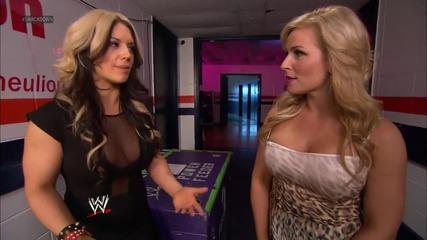 Кейтлин ще се срещне с тайния си обожател в Raw