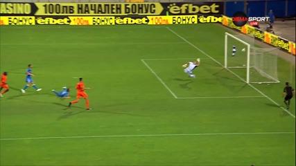 Имаше ли гол за Литекс срещу Левски?