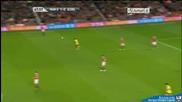 Манчестър Юнайтед срещу Арсенал 2 - 0 ! ( Страхотен Мач ) !