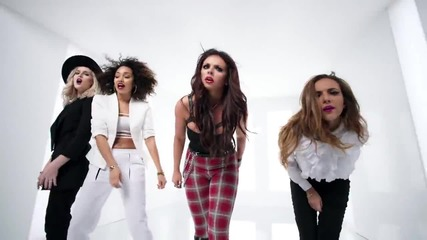 Премиера!! Little Mix - Move ( Официално видео )