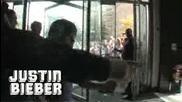 Justin Bieber посещава Лондон