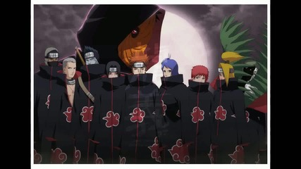 Naruto Shippuuden Akatsuki Theme 8