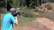Benelli M4 Semi-automatic Shotgun (hd)