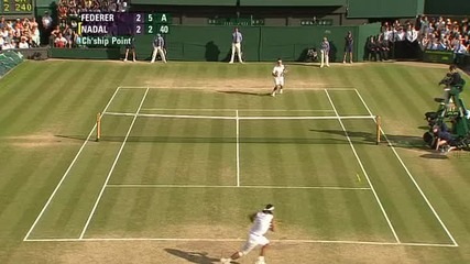 Wimbledon 2007 - mens singles final