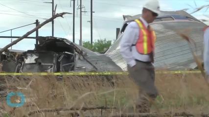 NTSB Meeting With Engineer in Amtrak Crash