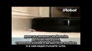 Почистващ робот - iRobot Roomba 560a