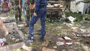 Iraq: At least 14 dead after suicide bombing in Baghdad