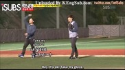[ Eng Subs ] Running Man - Ep. 119 (with Choo Shin-soo, Jin Se-yeon and Ryu Hyun-jin) - 2/2