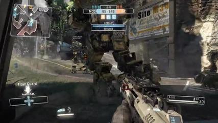 T I T A N F A L L - E3 Демо геймплей