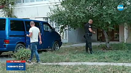 Приключи кризата с барикадиралия се мъж в София
