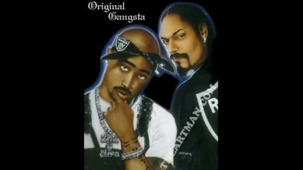 2pac feat. Snoop Dogg - 2 Of Amerikaz Most Wanted (instrumental)