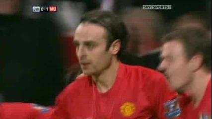 Manchster United - Berbatov Goal