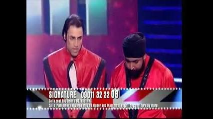 Signature - Semi Final Britains Got Talent 26_5_08