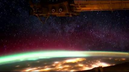 Поглед над планетата Земя