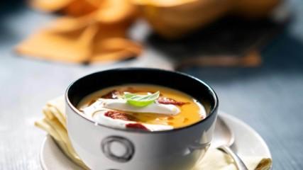 Бон Апети | Супа от печена тиква