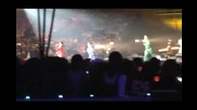 [engsubs] News Concert Tour Pacific 2007 - 2008 - pacific tour documentary part 1
