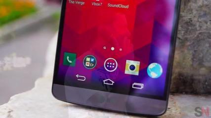 Първият телефон с Quad HD дисплей в България