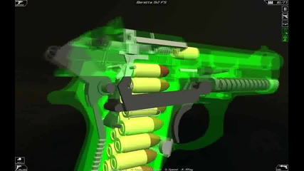 Beretta 92 Fs функции