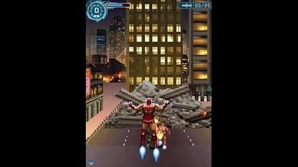 Iron Man 2 Gsm игра mobile phone