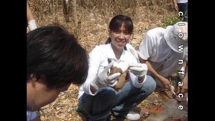 Урок по анатомия в Тайланд