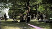 Страхотни трикове на въже - Slackline Riders
