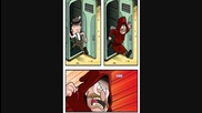 Гравити фолс комикс на Тайното общество