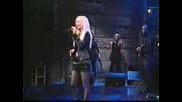 Christina Aguilera - I Turn To You Live
