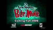 Billy And Mandy The Game - Trailer