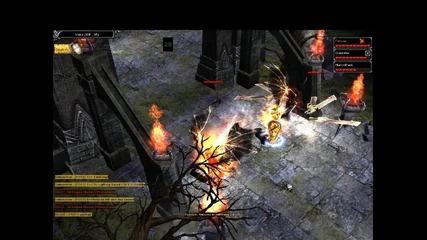 Devilmu Molten Armageddon2 -triple Threat Match