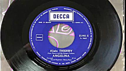 Alain Thierry - Angelina-instr. 1969 Belgium